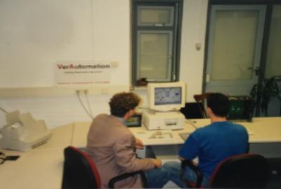 Geschiedenis VerAutomation
